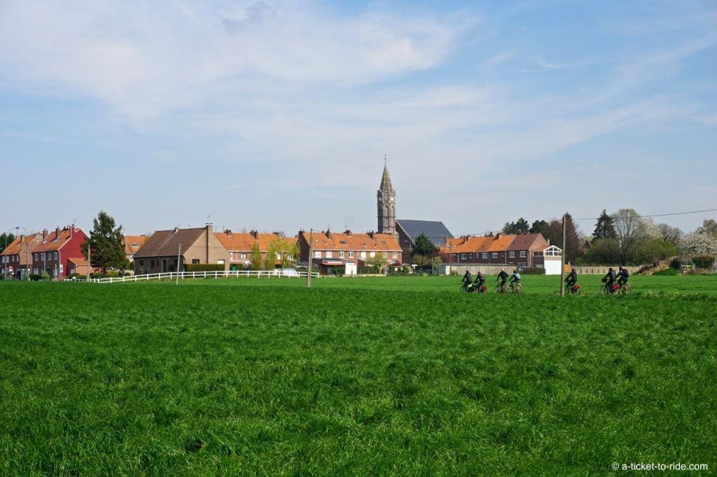 Lille-Roubaix à vélo