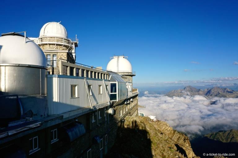 Hautes-Pyrénées, Pic du Midi, Observatoire