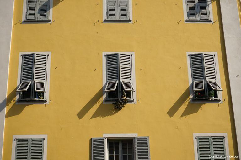 Fenêtre, vieux Nice