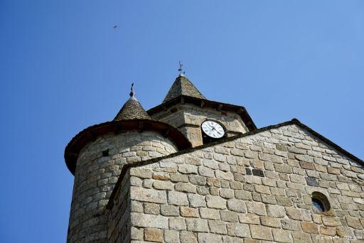 Nasbinals, église