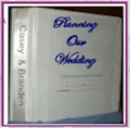 The Personalized Wedding Planner Organizer