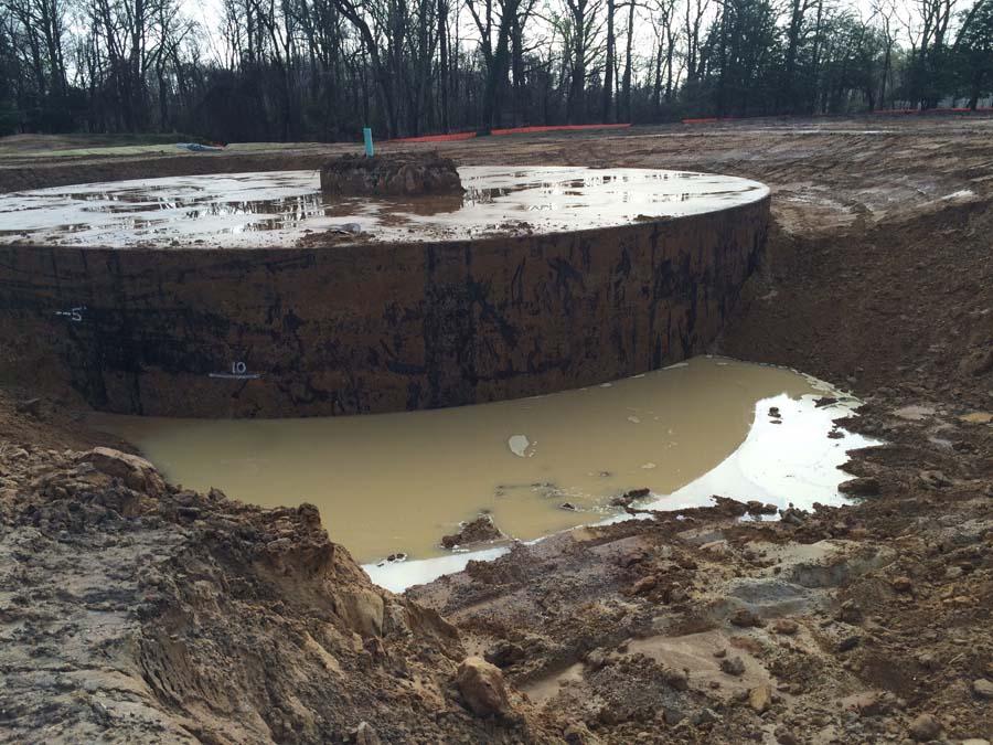 excavation of tank_2