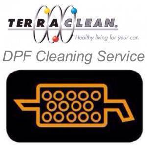 Terraclean DPF Cleaning