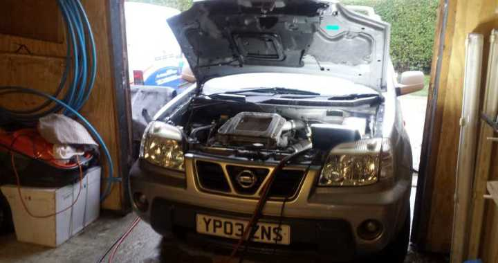 terraclean review nissan x-trail