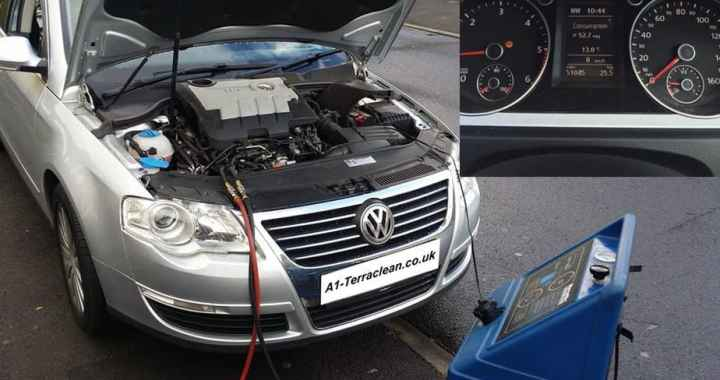 Terraclean Review VW Passat