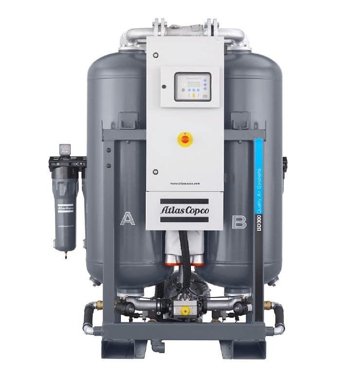 BD 300 Desiccant air dryer
