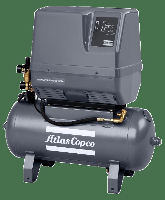 LF Industrial Oil-free Aluminum Piston Air Compressors