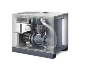 GHS VSD+ series, GHS 730 VSD+, GHS 350-900 VSD+ Oil-sealed rotary screw vacuum pump with VSD Technology