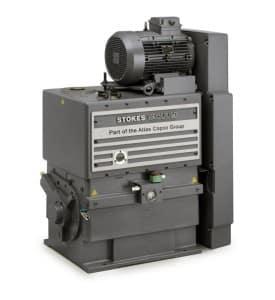 GLS, oil-sealed rotary piston pump