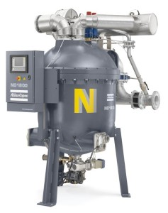 ND 1800dryer adsorption dryer watercooled with insolation