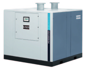 FD 4000 VSD Refrigerant dryer variable speed drive