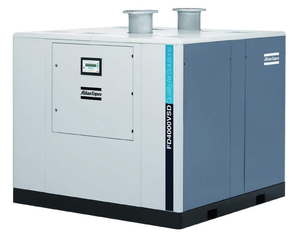 FD 4000 VSD Refrigerant dryer variable speed drive