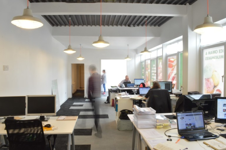 A10 Office Refurbishment
