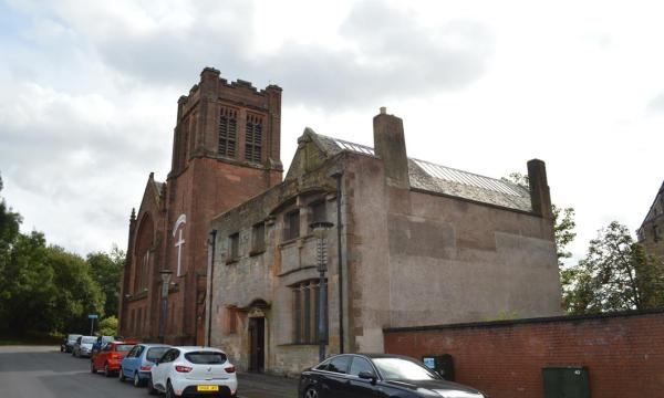 Ruchill Kelvinside Parish Church