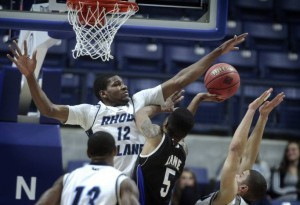 URI's Hassan Martin is one of a pair of talented rising sophomore's that made our list.
