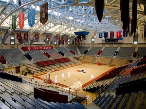 Could the A-10 be one step closer to playing their conference tournament in the historic Palestra?