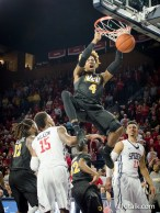 I'm calling Justin Tillman does this at least once.
