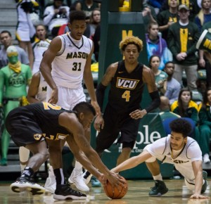 Could VCU's letdown loss at George Mason ultimately doom their NCAA tournament hopes?