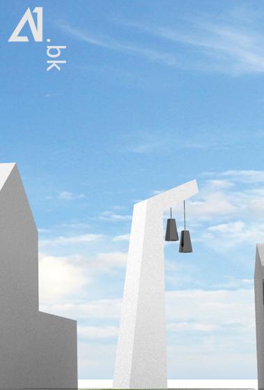 zvonik nove crkve tucepi