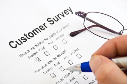 Risultati immagini per customer survey