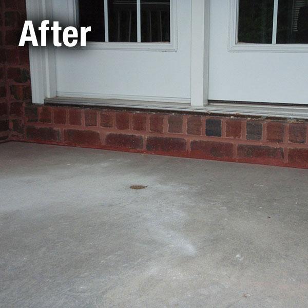 concrete porch repair service porch
