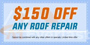 $150 Roofing Contractor Roof Repair