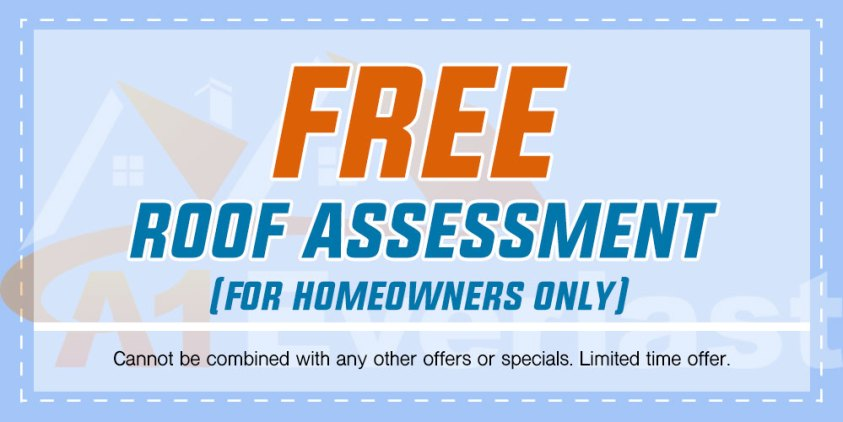 Free Roof Repair and Service Assessment
