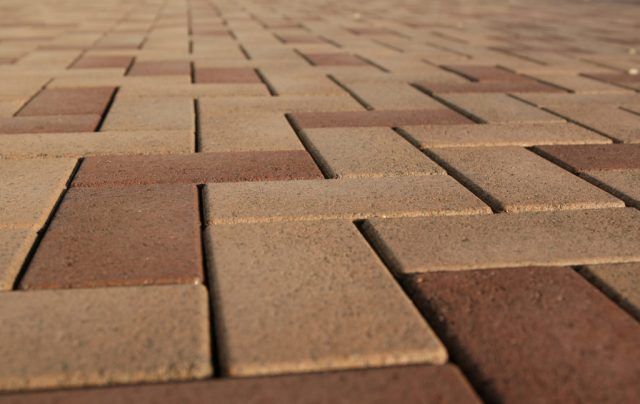 pavers and patios