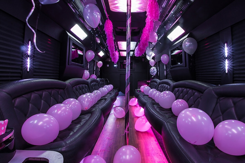 Birthday Party Limo 21st Or Kids Party Bus Birthday Packages