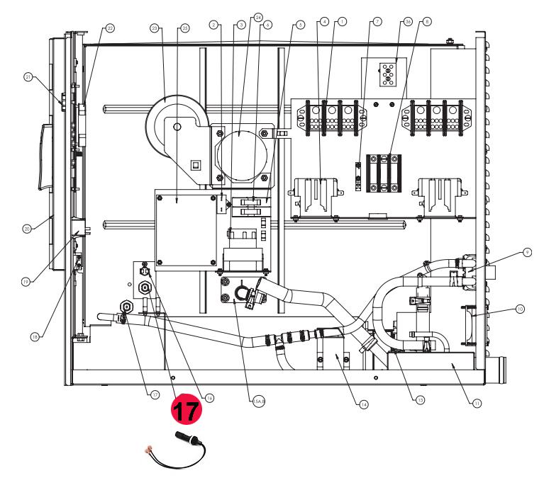 Groen 149880 Water Sensor Float Probe