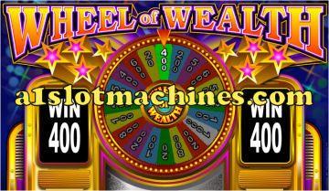 Free Spirit Video Slots - Bonus Feature