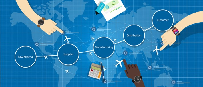 supply chain in customs broker miami
