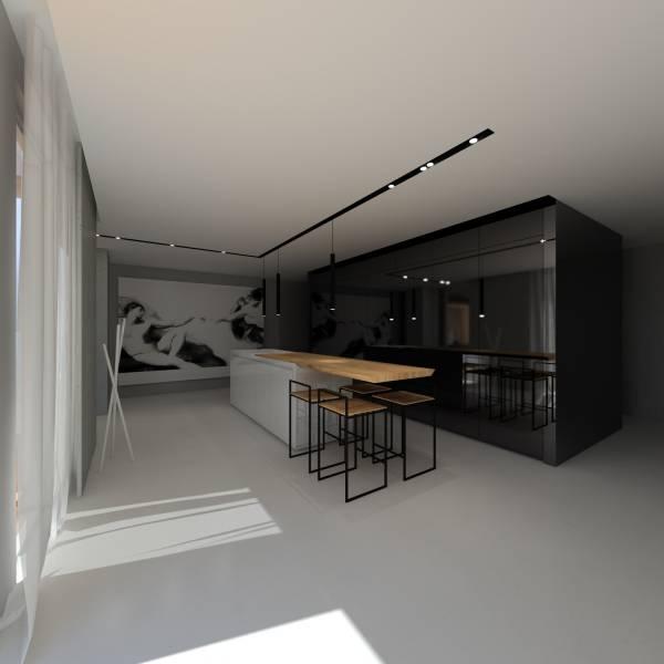 agencement et design d un appartement place bellecour a lyon