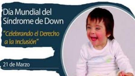 Dia Mundial del Síndrome de Down
