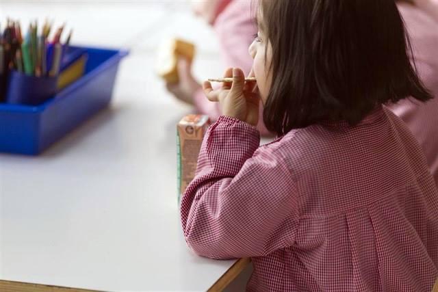 La mitad de los niños realiza un desayuno completo