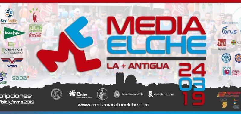 XLVII Media Maratón Internacional Elche Oasis Mediterráneo