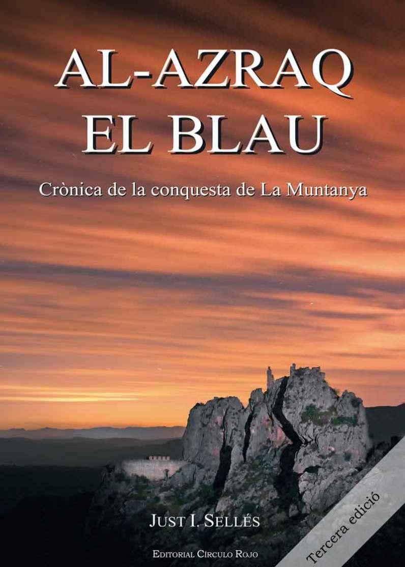 Libro sobre la vida de Al-Azraq. Fuente: editorialcirculorojo.com