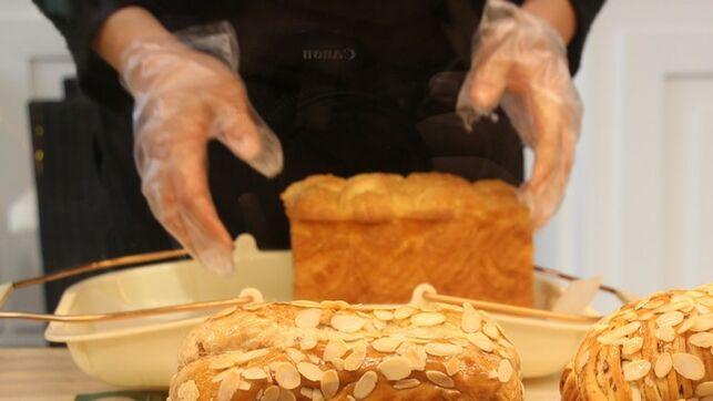 Imagen de archivo de una panadería. Los empresarios condenados regentaban un negocio de pan. IMAGEN DE USO LIBRE