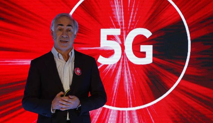 El presidente de Vodafone España, Antonio Coimbra. EFE