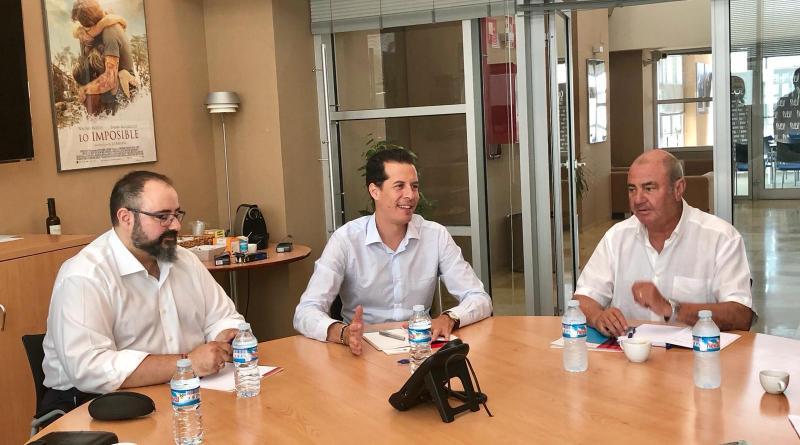 Distrito Digital y la FVMP inician una colaboración para establecer nuevas estrategias entre ambas entidades