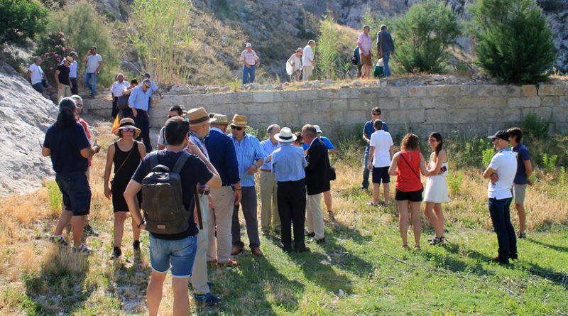 La sociedad civil de Relleu se rebela contra la despoblación y la escasez de agua