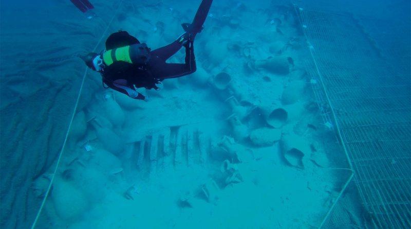Pecio Bou Ferrer de Villajoyosa: un naufragio del siglo I d.C.