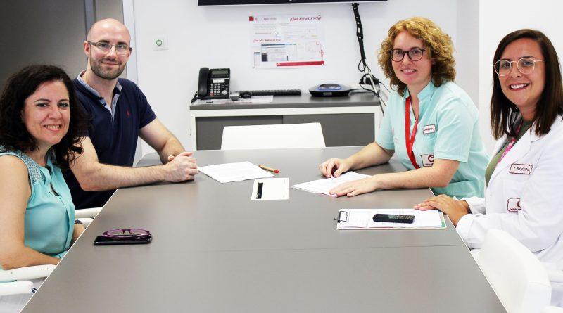 El Hospital Universitario del Vinalopó y la Asociación Párkinson Elche ponen en marcha una escuela para pacientes