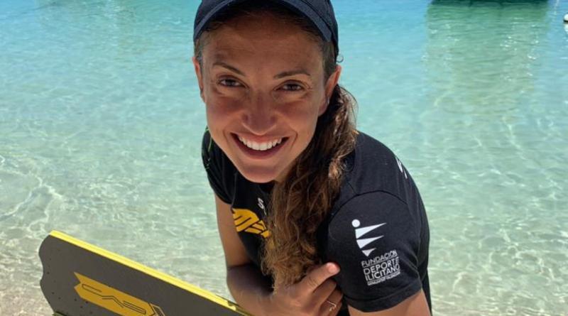 La ilicitana Isabel Sánchez Arán campeona en los mundiales Apnea