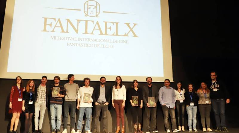 """""""FANTAELX 2019"""" presenta sus cortometrajes ganadores"""