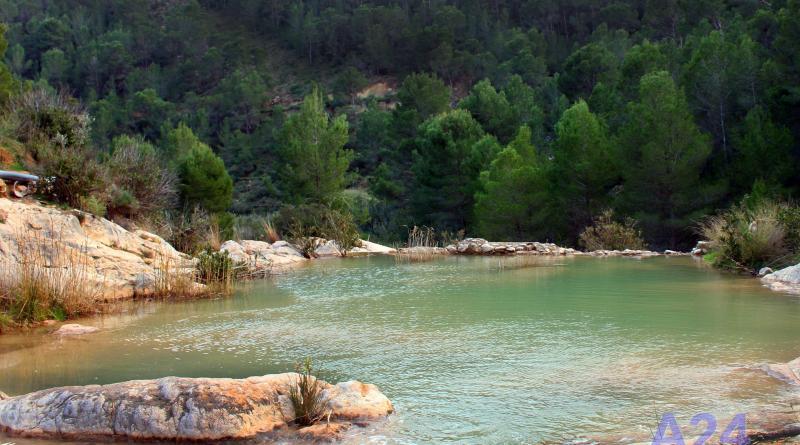 Fuente Caputa un Oais en Mula (Murcia)