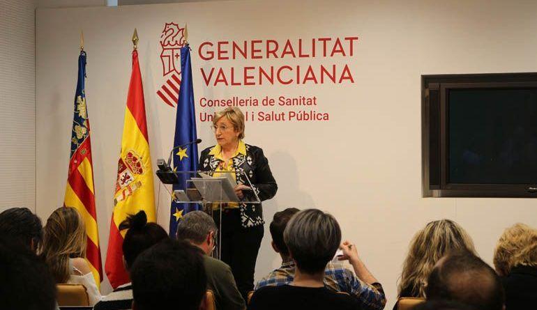 Sanidad confirma un nuevo caso positivo de coronavirus en la Comunitat Valenciana