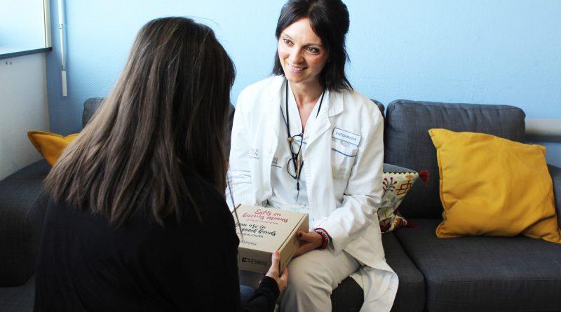 Cuando mimar y acompañar al paciente oncológico en su tratamiento es una prioridad