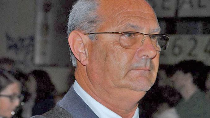 """Guillermo Hernández, Presidente de la Sociedad Musical """"Ciudad de Torrevieja, Los Salerosos"""""""