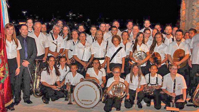 """Sociedad Musical """"Ciudad de Torrevieja, Los Salerosos"""""""